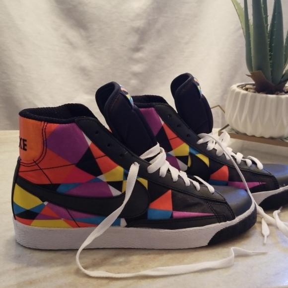 Nike Shoes | Nike Retro Blazers With